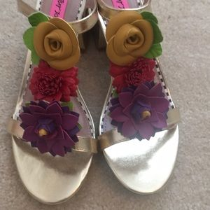 Betsy Johnson sandals